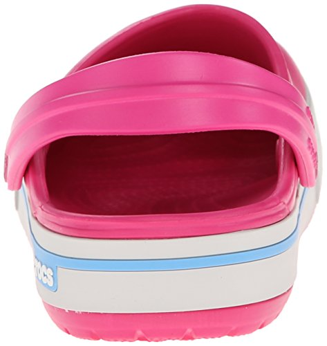 Crocs Band 2.5, Sabots mixte adulte Rose (Candy Pink/Bluebell)