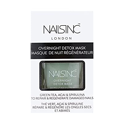 Nails Inc Nail Repair Formula, Overnight Detox