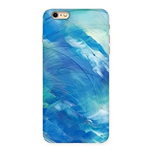 Delighted Art Blue Multicolor Back Case Cover for iPhone 6 Plus 6S Plus
