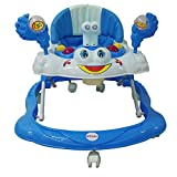Baby Boy/Girl Walker First Steps Activity Bouncer Musical Toy Push Along Ride On