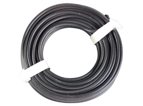 Preisvergleich Produktbild Unitec 76761 Fahrzeugleitung 1, 5 10m schwarz