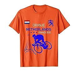 Königstag Holländische Andenken-Windmühlen des Königs Tages T-Shirt