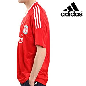 Adidas Maillot Liverpool Modes Homme 313214-4 - L Rouge