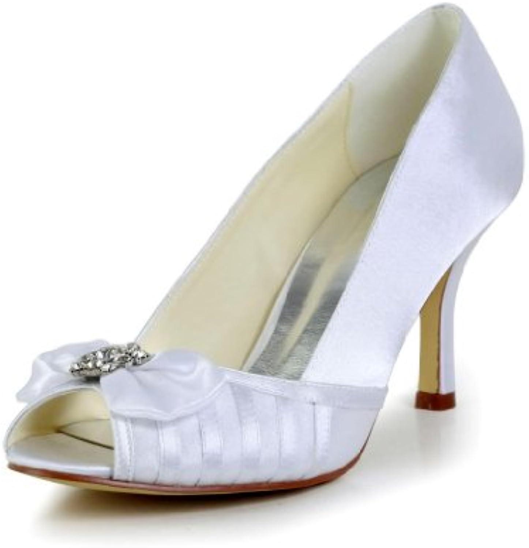 733cb36ed4f872 Jia Jia Wedding A31B23 chaussures chaussures chaussures de mariée  mariage Escarpins pour femmeB00ISGUDIWParent   Facile à Nettoyer Surface  940988