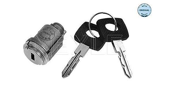 Meyle 026 460 0001 Schließzylinder Zündschloß Auto