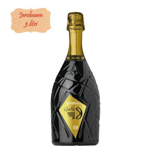 Prosecco Treviso DOC extra dry Galìe Astoria formato JEROBOAM 3 litri