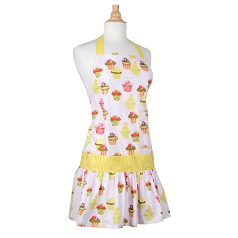 Flirty Aprons Women's Sadie Frosted Cupcake Apron by Flirty Aprons
