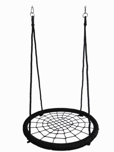 100 cm 150 kg Schaukel Kinderschaukel Spielplatzschaukel Rundschaukel Nestschaukel