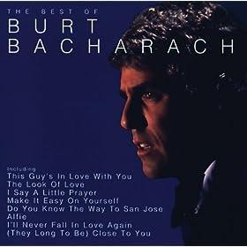 The Best Of Burt Bacharach (rerelease)