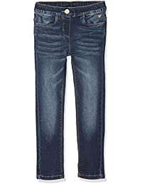 TOM TAILOR KIDS Girl's Authentic Washed Denim Jeans