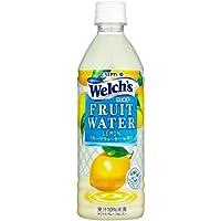 Asahi Soft Drinks Welch (Welch) Fruta Agua Lemmon (agua de frutas de limoen