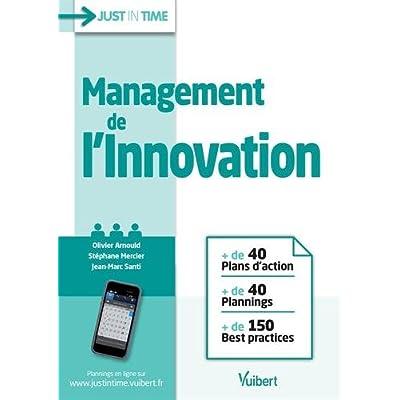 Management de l'innovation - + de 40 plans d'action & plannings - + de 150 best practices