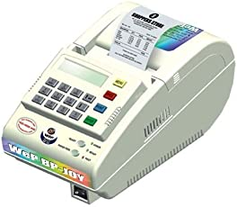 WEP Bp-Joy Electronic Cash Register- 2 inch Printer with 700 Item Capacity
