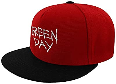 Green Day Radio Hat Caps