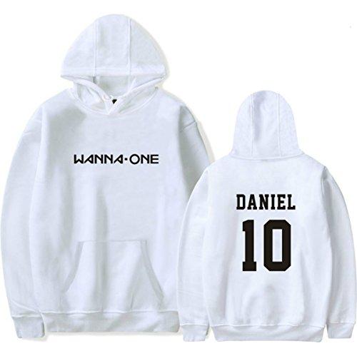 Unisex Willa One Daniel LAI Kuan Lin Seong Pullover Pullover Sweatshirt Langarm Pullover Jacken für Teenager Jungen und Mädchen