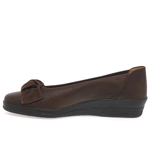 Gabor Shoes 86.403.57 Damen Ballerinas Sattel