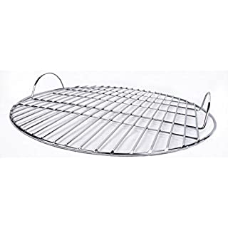 High Quality Stainless Steel Grill (Fits a 47cm BBQ)