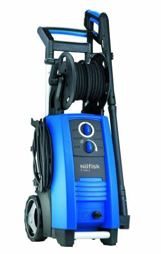 NILFISK P 160 2-15 X-TRA VERTICAL ELECTRICO 650  570L/H 3300W NEGRO  AZUL PRESSURE WASHER - LIMPIADOR DE ALTA PRESION (VERTICAL  ELECTRICO  NEGRO  AZUL  ALUMINIO  650  570  390 X 380 X 975 MM)