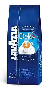 Lavazza Dek Decaf Whole Bean Espresso Pound Bag