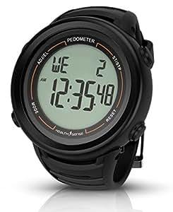 Health Sense PD-102 Smart 3D Pedometer Watch