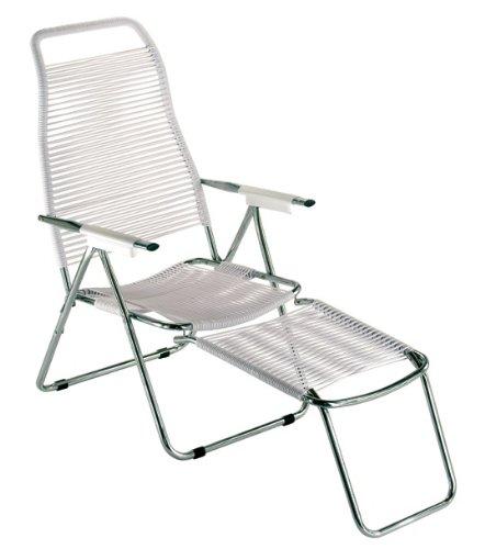 Fiam Jan Kurtz Spaghetti chair weiss 492526 FIAM sonnenliege mit ...