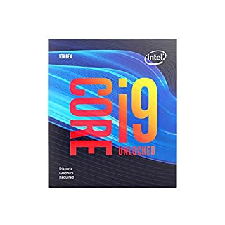 Intel Core i9 9900Kf, s 1151, Coffee Lake Refresh, 8 Core, 16 Thread, 3.6GHz, 5.0GHz Turbo, 16MB, W/o Igpu, 95W, CPU, Box (B07MGBZWDZ) | Amazon price tracker / tracking, Amazon price history charts, Amazon price watches, Amazon price drop alerts