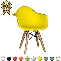 Amazon.fr : fauteuil scandinave - Chaises et fauteuils / Chambre d ...