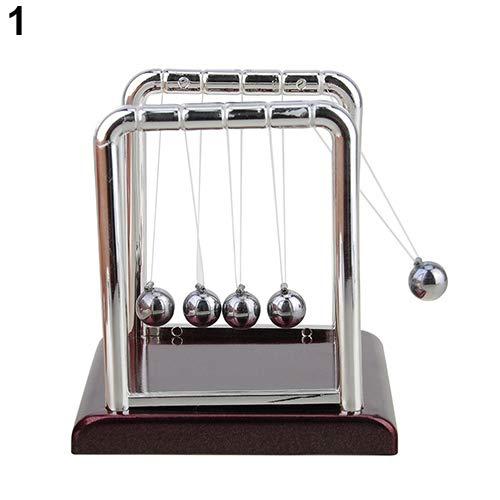LPxdywlk Newton Pendel Balance Ball Pool Ball Für Immer Moving Ball Tischdekoration Ornamente Spielzeug Geschenk Wohnzimmer Hauptdekorationen SNone