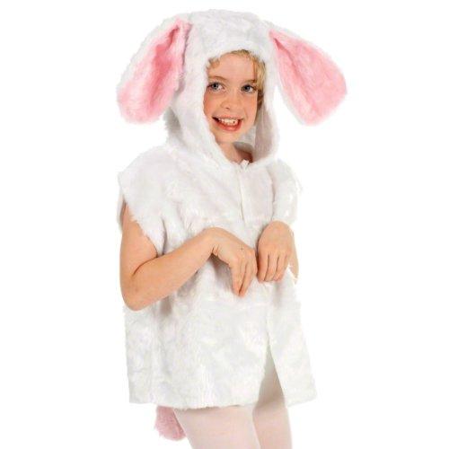 Hase kostüm für Kinder - Einheitsgröße 3-9 ()
