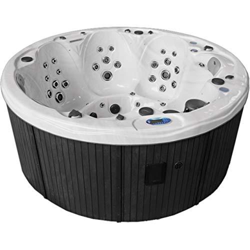 BP Fox Spa Cosmos Whirlpool DRE2600-CL für 6 Personen ca. 228 x 90 cm
