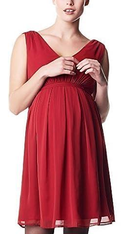 Noppies Dress sl Belem Kleid Hochzeitskleid Brautkleid Damen Umstandsmode Cocktailkleid / festliches Kleid