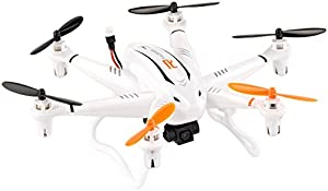 Simulus Kompakter Profi-Hexacopter GH-6.cam mit 720p-HD-Kamera