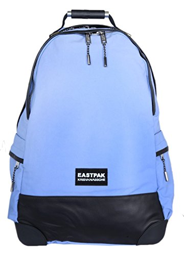 Eastpak KRIS VAN ASSCHE HIKING EK892 Rucksack KVA LIGHT BLUE