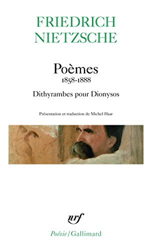 Poèmes (1858-1888) / Dithyrambes pour Dionysos