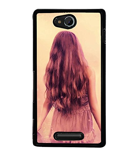 PrintVisa Designer Back Case Cover for Sony Xperia C S39h :: Sony Xperia C C2305 (books television charger data cable bluetooth)  available at amazon for Rs.347