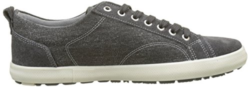 Boscaiolo Herren Wolf Sneaker Grigio (dk Grigio)