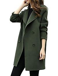 c551422348 Amazon.it: trench donna - Cappotti / Giacche e cappotti: Abbigliamento