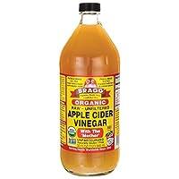one bottle 473ml Bragg Apple Cider Vinegar