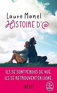 Histoire d'@ par Laure Manel