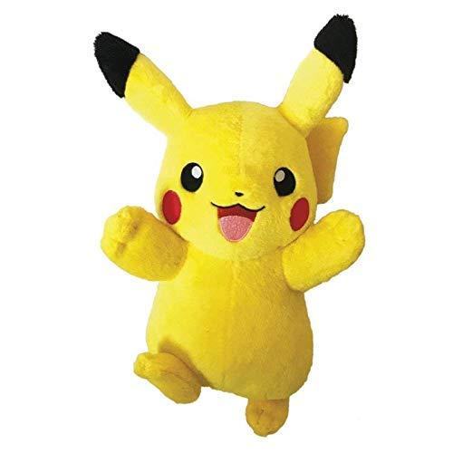 Lively Moments LM 97326 Pokémon Pokemon Pikachu, Mehrfarbig (Pokemon Pikachu Plüschtier)