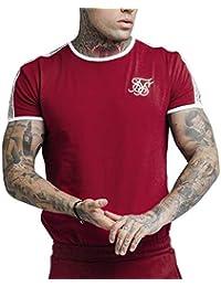 Siksilk Taped Runner Camiseta Hombre