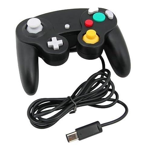 Kabalo Filaire Gamepad Joypad Contrôleur de jeu pour Nintendo Gamecube / Wii Console [Wired Gamepad Joypad Gaming Controller for Nintendo Gamecube / Wii