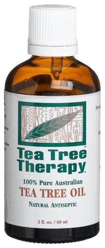 Tea Tree Therapy - Huile d'arbre de thé de Pure - 2 la Floride. once.