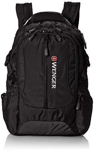 Wenger Computer Backpack with Padded Sleeve for Laptops (SA1537)