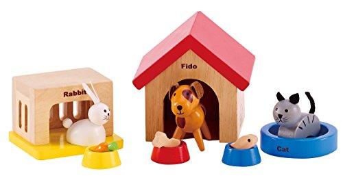 Preisvergleich Produktbild Hape E3455 - Haustiere für die ganze Familie