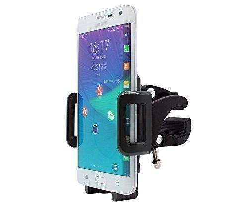 mobilefox® Samsung Galaxy Note Edge SM-N915 Smartphone Fahrrad Halterung Lenker Handy Bike Halter Holder MTB Navi
