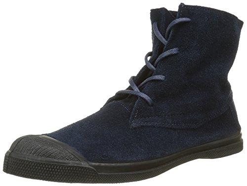 Bensimon F15554C188, Sneakers Hautes Femme, Bleu (516 Marine), 39 EU