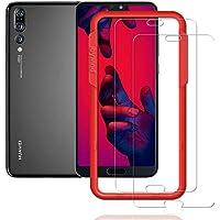 Ibywind Verre Trempé Huawei P20 Pro **Pack de 2** [Kit d'installation Offert], Film Protection écran en Verre Trempé écran Ultra Résistant [3D Touch Compatible] pour Huawei P20 Pro