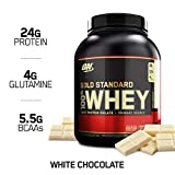 Optimum Nutrition 100% Whey Gold Standard (1lbs, Vanilla)
