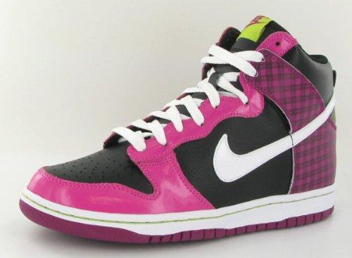 Nike Dunk High (GS) (K88) 316604-008, Größe 38,5 (Fußball-schuhe Für Kinder, Nike, Größe 4)